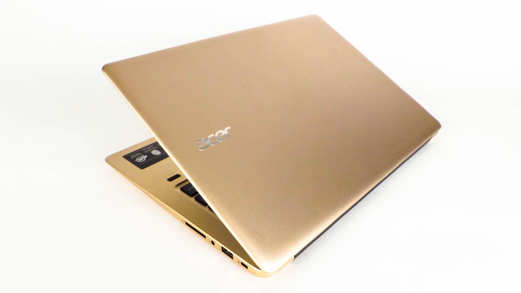 Acer Swift 3 inceleme: yetenekli bir çok yönlü 1
