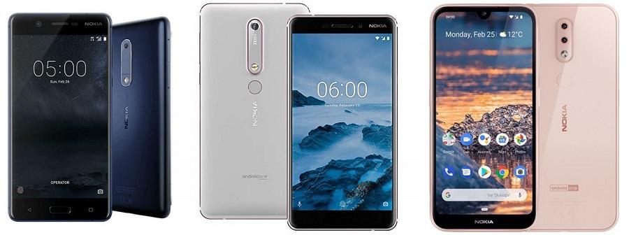 Ağustos 5 güvenlik güncellemesini alan Nokia 5, Nokia 6 ve Nokia 4.2 1
