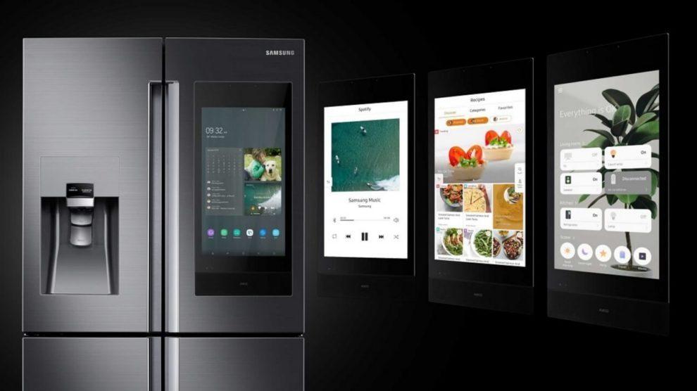 aile HubSamsung, mutfak fikrini bağlı bir ortam olarak güçlendirmek istiyor