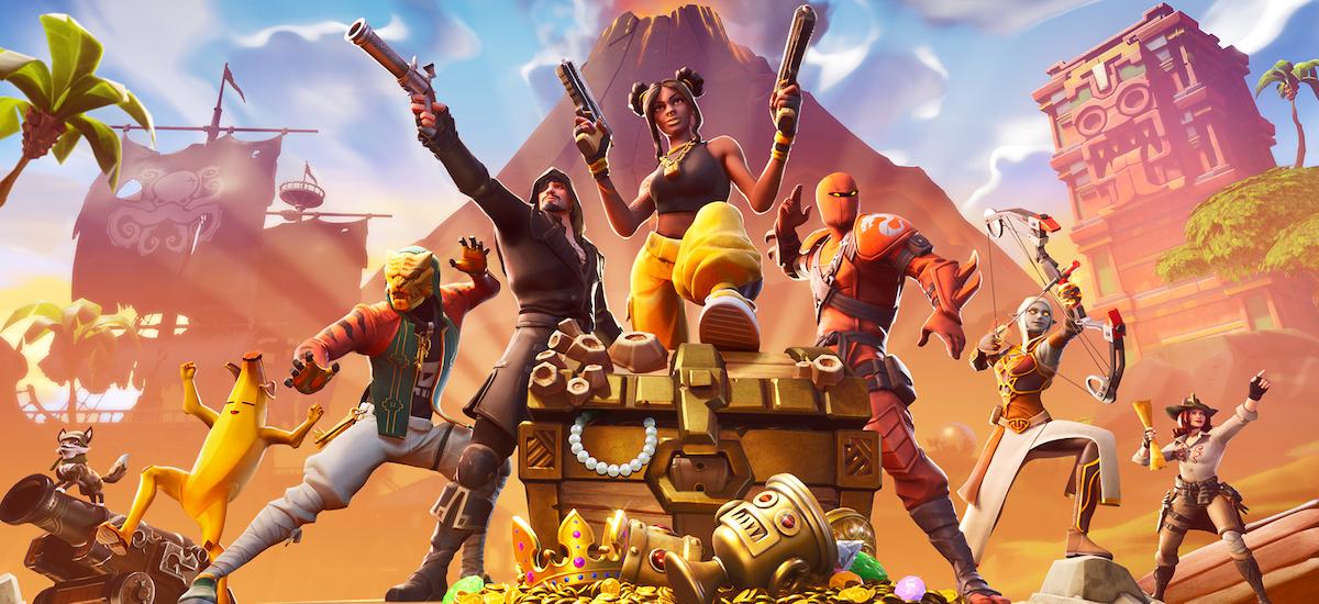 Fortnite çapraz oyun güncelleme