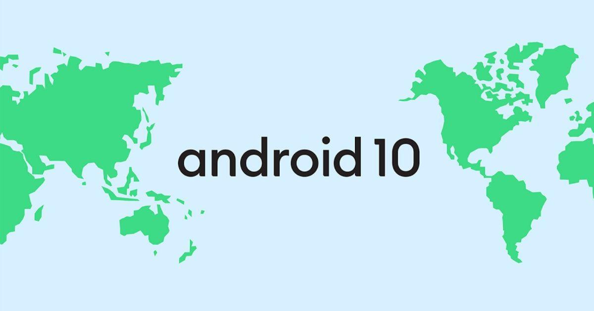 Android 10, Android Q'nun resmi adıdır 1