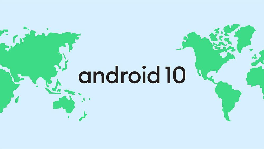 Android 10, Android Q'nun resmi adıdır 2