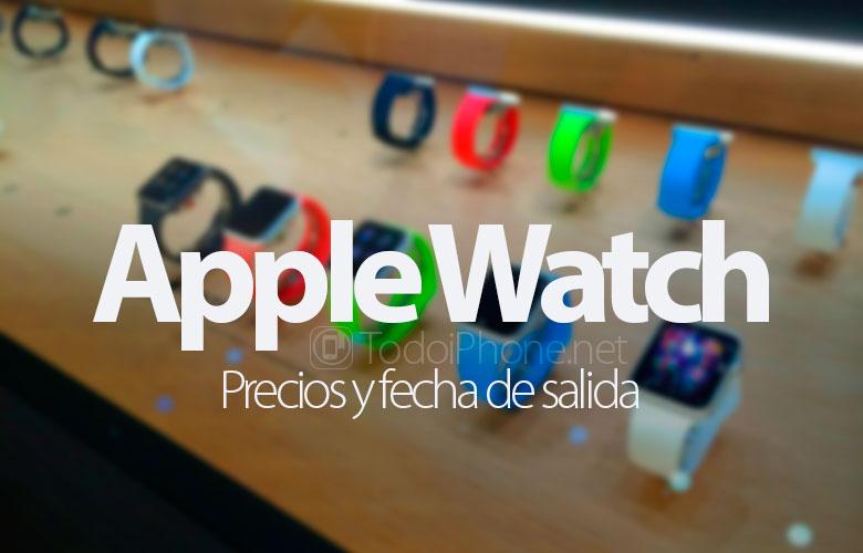 Apple Watch, fiyatlar ve resmi çıkış tarihi 1