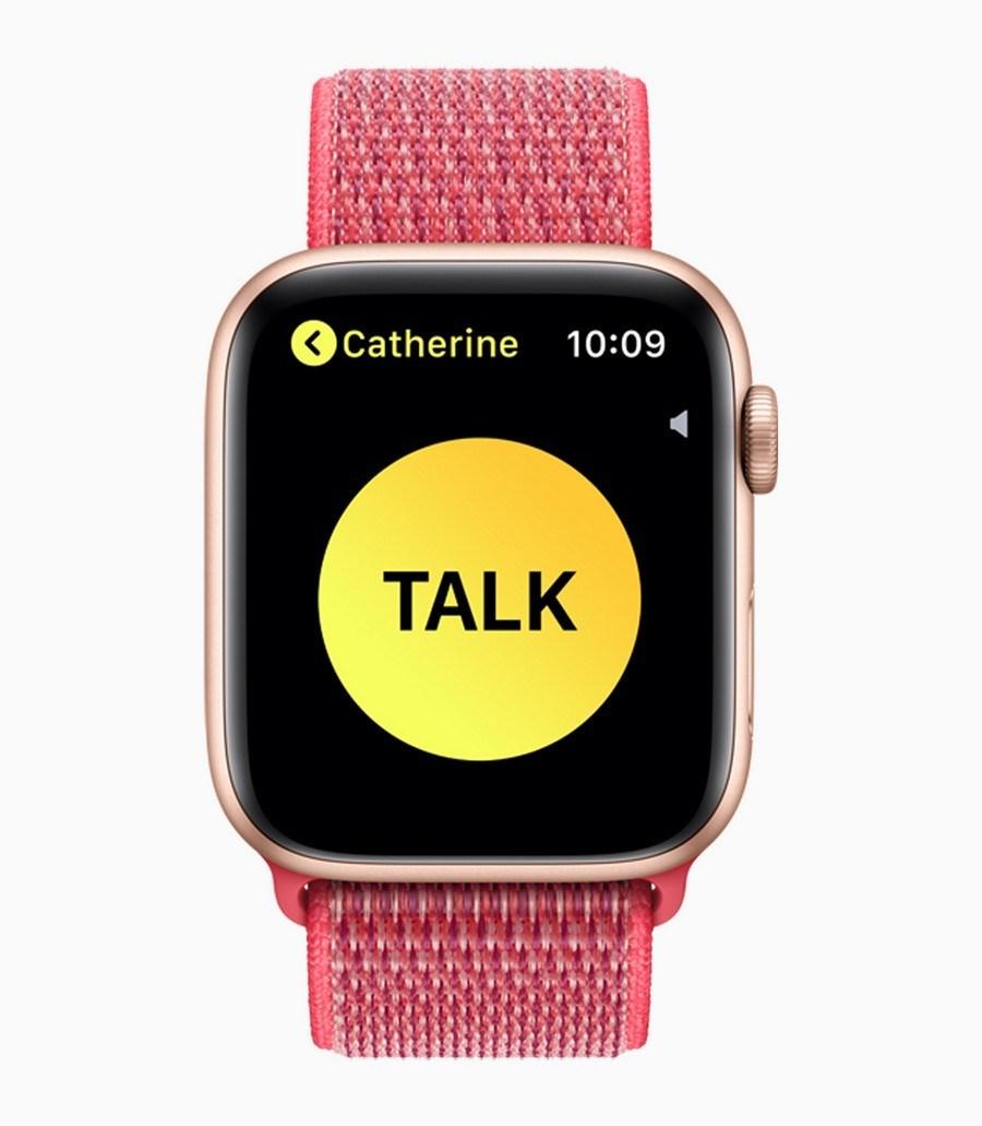 Apple WatchDinlenme Kusuru nedeniyle Walkie Talkie Özelliği Devre Dışı Bırakıldı 1