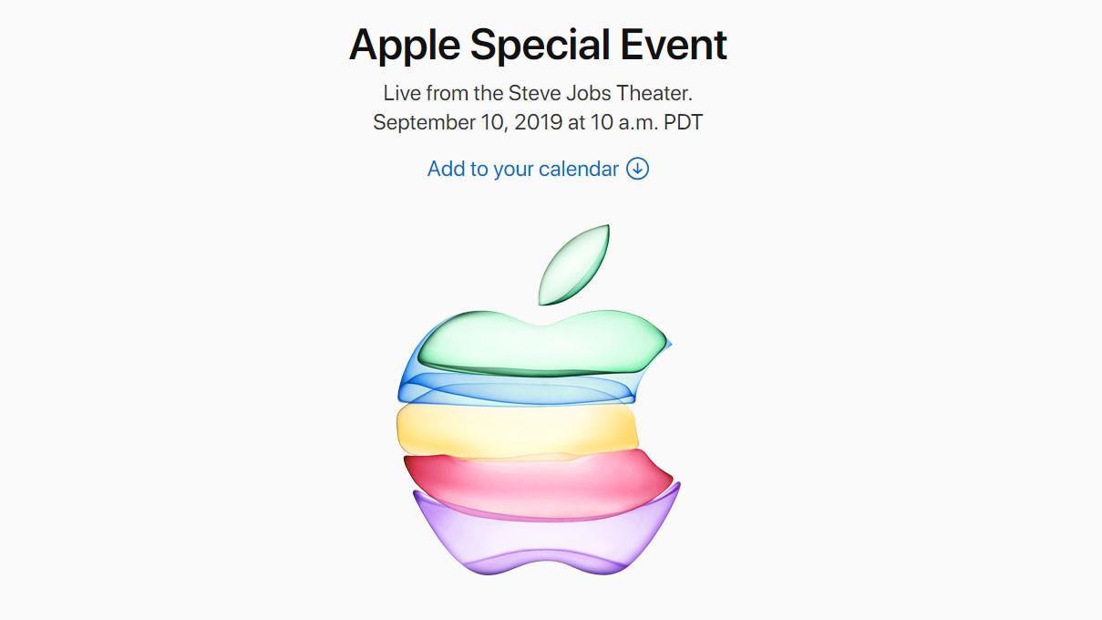 Apple bir sonraki iPhone'un 10 Eylül'de açılacağını doğruladı 1