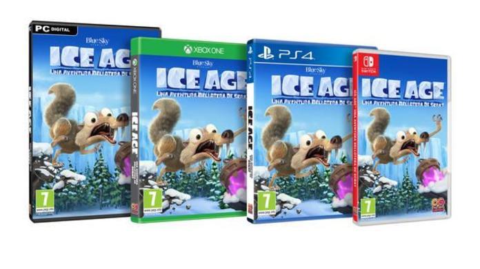 Bandaii Namco bu sonbaharda bir Ice Age oyunu başlatacak 2