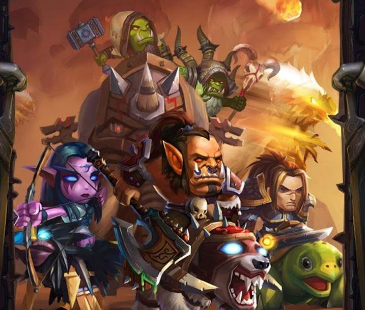 Blizzard'dan Yasal Tehdit Sonrası Kaldırılacak Muhteşem Dünya 1