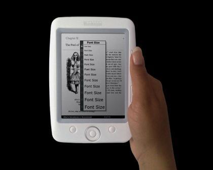 Bookeen Cybook Opus