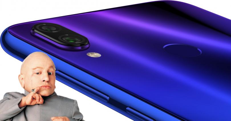 Xiaomi Redmi Note 7 Klon