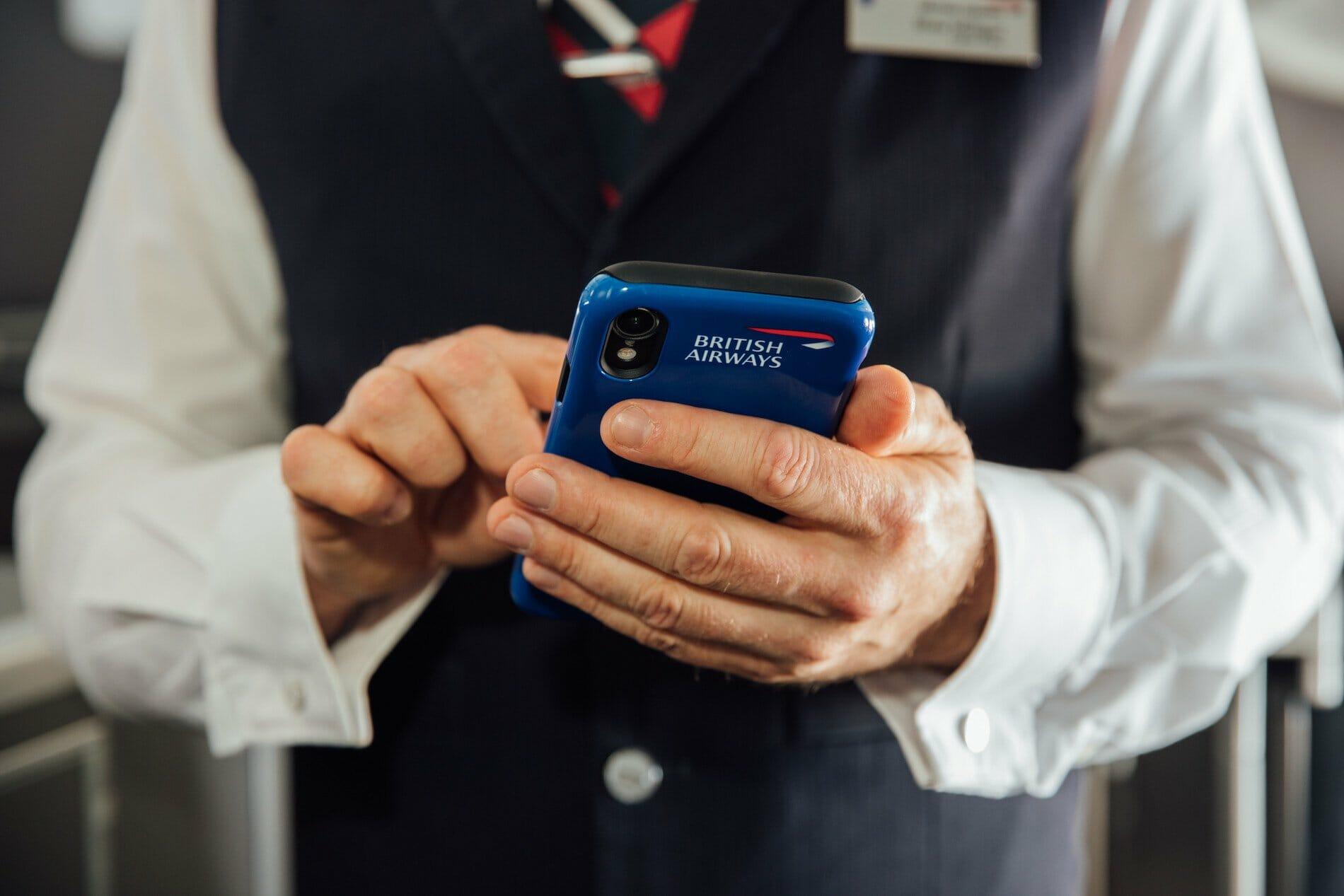 British Airways, yolcularına hizmet sunmak için 15.000 iPhone XR kullanacak 1