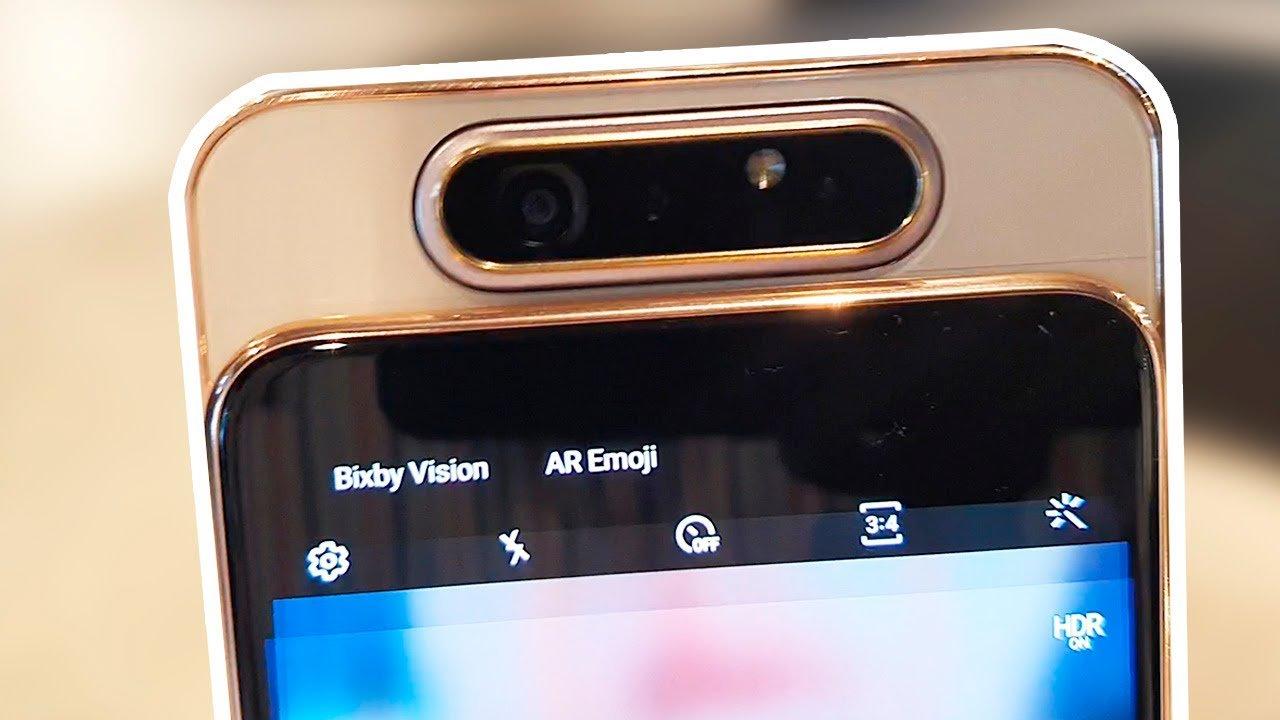 Bu 108 megapiksel kamera ile Samsung'un ilk akıllı telefon olurdu 1