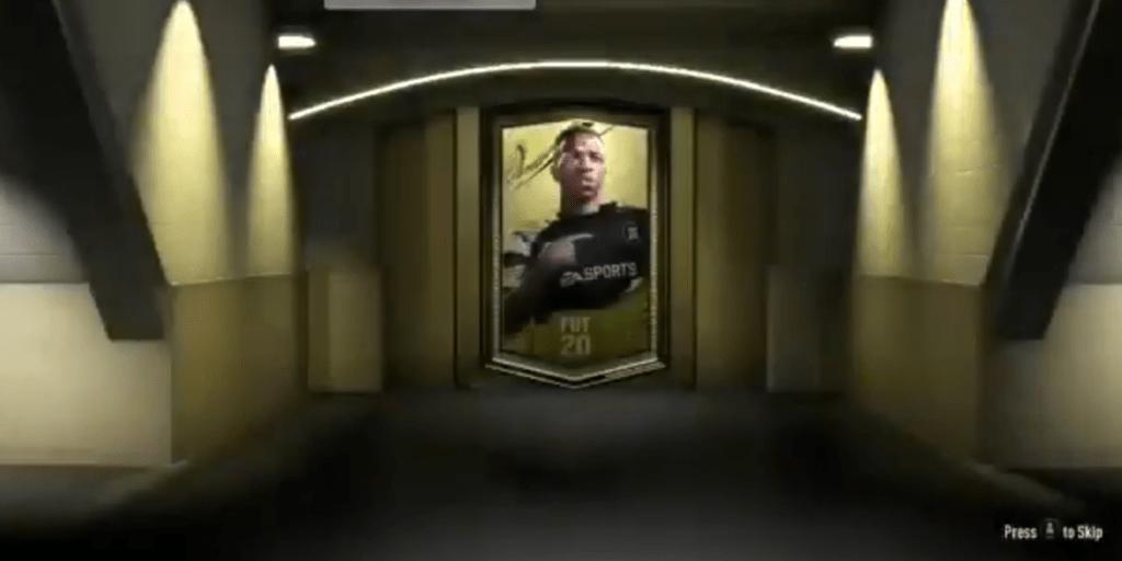 Bu, FIFA 20 Ultimate Team Açılış Paketi 1