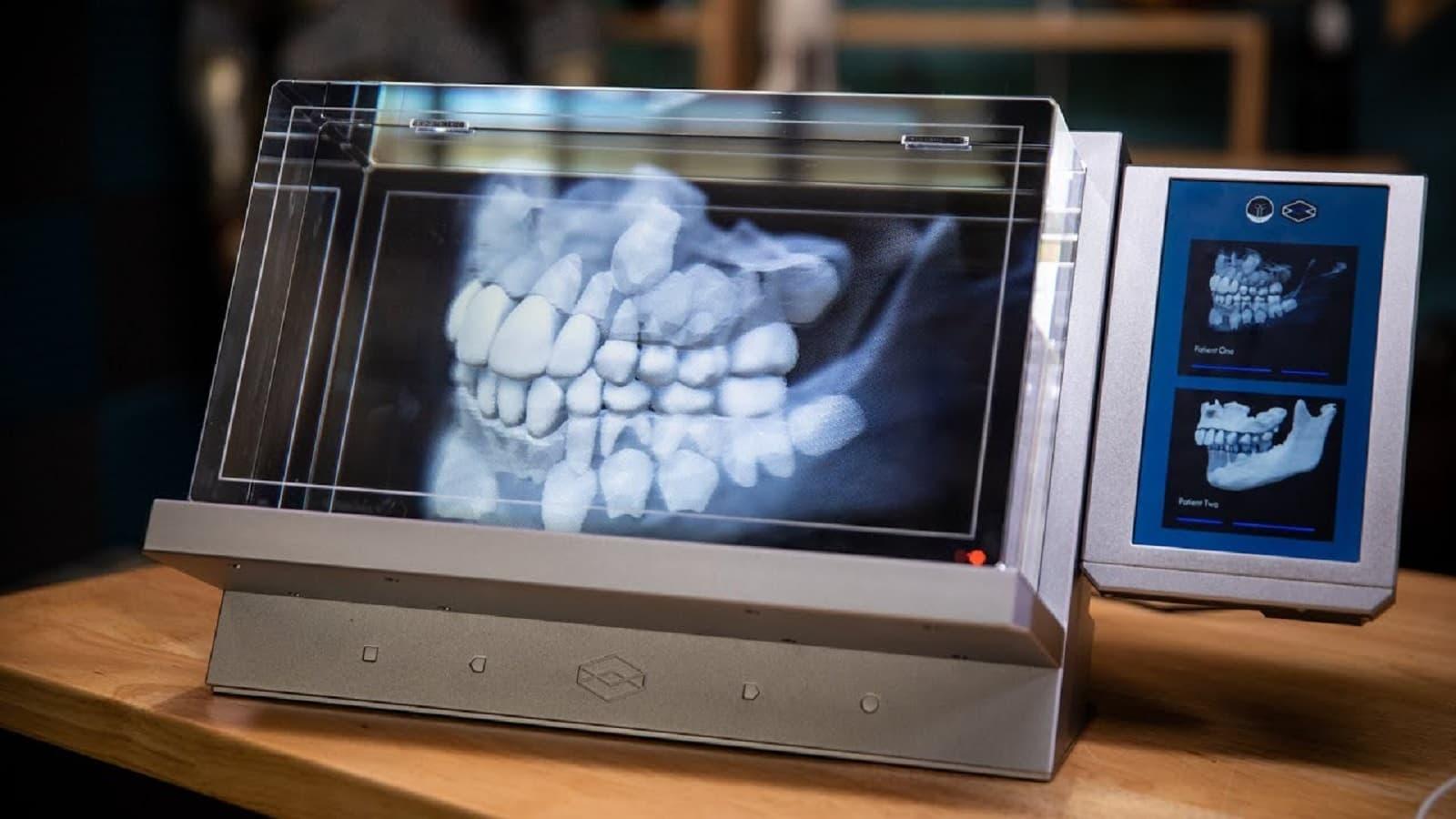 görünümlü cam pro 3d sanal ekran