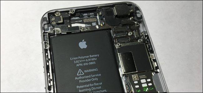 Bu yapar Apple iPhone'unuzun pilini değiştirmek daha zor 1