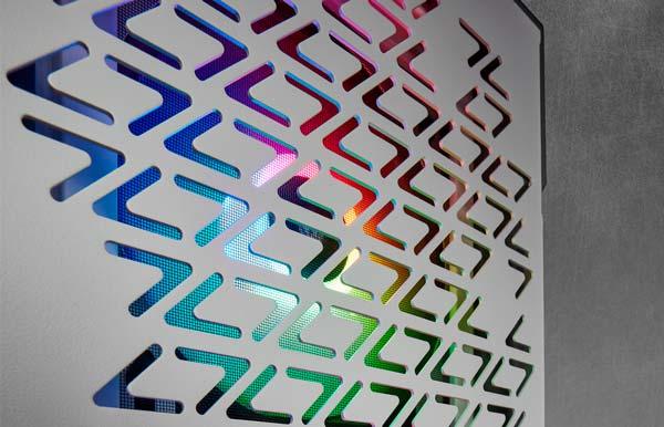 CORSAIR iCUE 220T RGB Hava akımı, akıllı aydınlatma ve mükemmel havalandırma ile yeni Kule 1