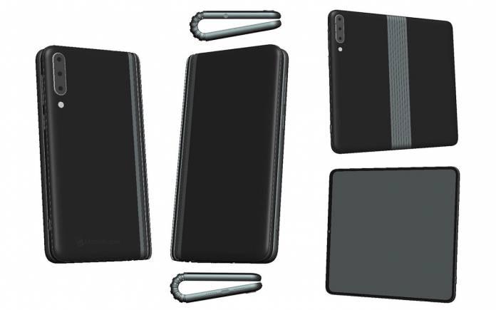 Çalışmalarında TCL Katlanabilir Smartphone-Tablet, IFA sırasında olabilir 1