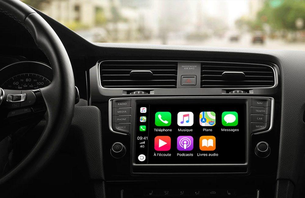 carplay CarPlay ve les navigasyon uyumlu uygulamalar