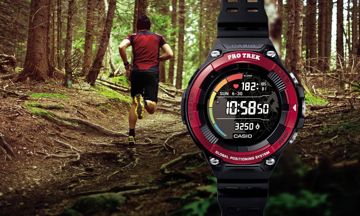 Casio Yeni PRO TREK WSD-F21HR Smartwatch'ını Duyurdu 1