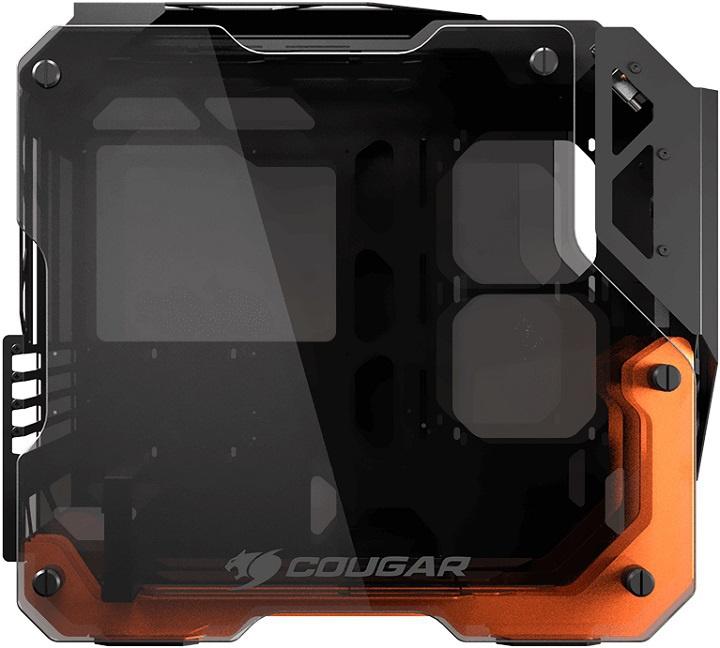 Cougar, Micro-ATX Anakartlar İçin Özlü Boş Zaman Davasını Açıkladı 1