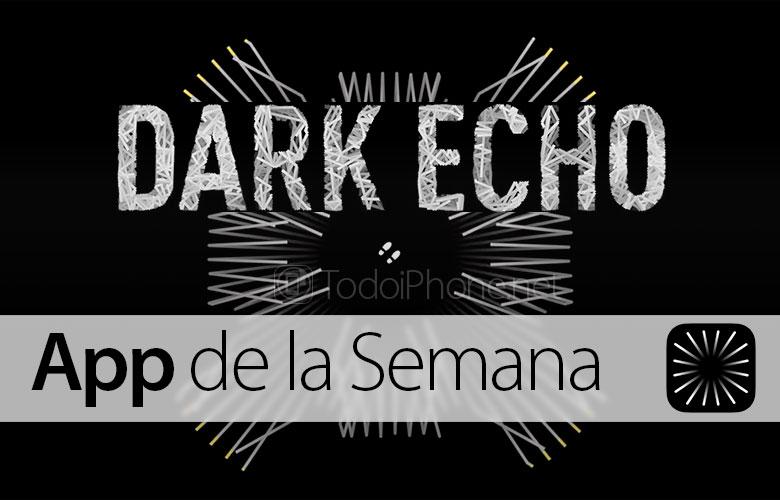 Dark Echo - iTunes'da, Haftanın Uygulaması iTunes'da 1