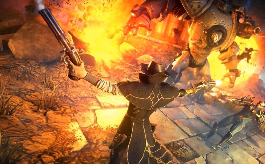 Dark Envoy RPG gamescom 2019'da ilk oyun fragmanını gösteriyor 1