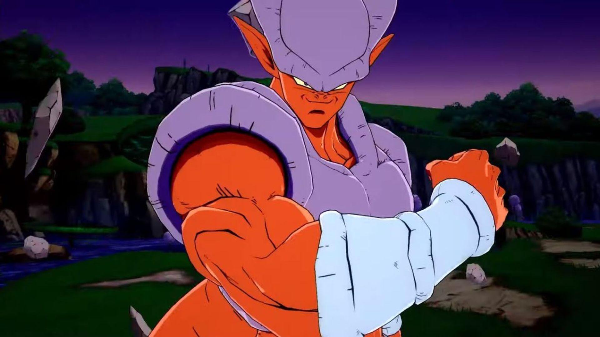 Dragon Ball FighterZ - Janemba