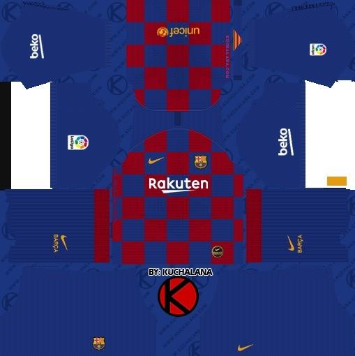 Barcelona Dream League Futbol Takımı