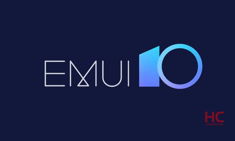 EMUI 10, 35'ten fazla için satışa sunulacak smartphones ve 150 milyon kullanıcı 1