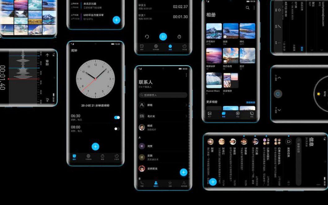 EMUI 10 resmi: hangi akıllı telefonlar alacak 1