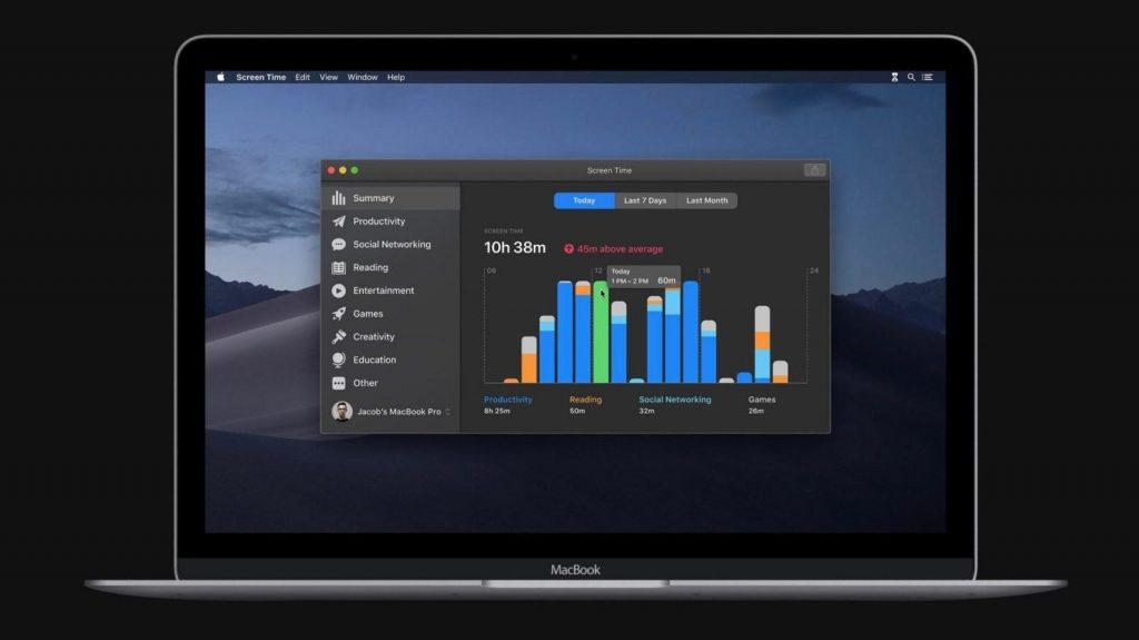 Mac Screentime nasıl kurulur