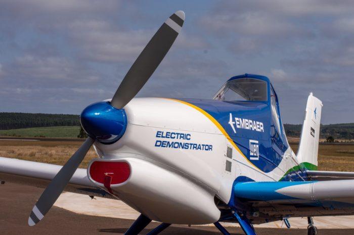Gömme / Elektrikli Uçak