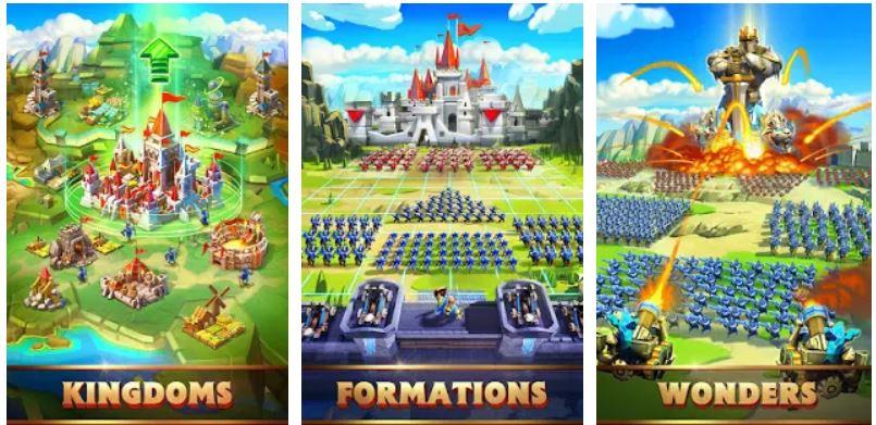 En İyi Strateji Oyunları Android / iPhone