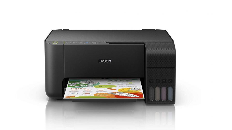 Epson EcoTank ET-2710 incelemesi: Basit ama etkili bir çok işlevli yazıcı 1