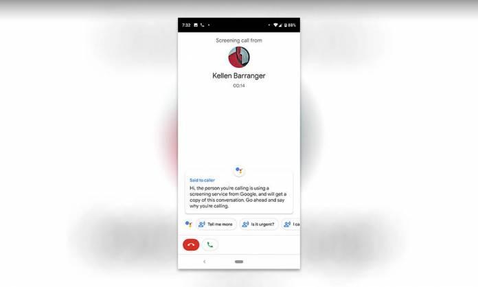 Google, Arama Ekranı sesini kaydederek, transkript önizlemesini test ediyor olabilir 1