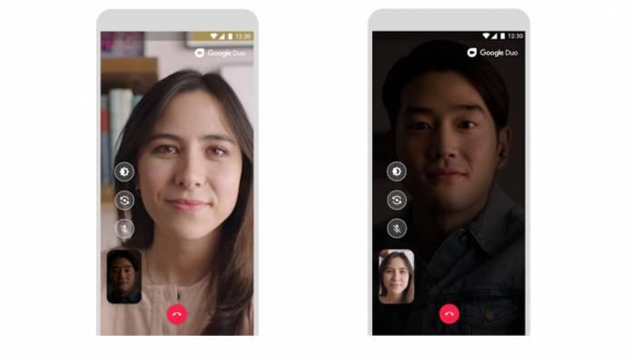 Google Duo düşük ışık modunu resmi kılar 1