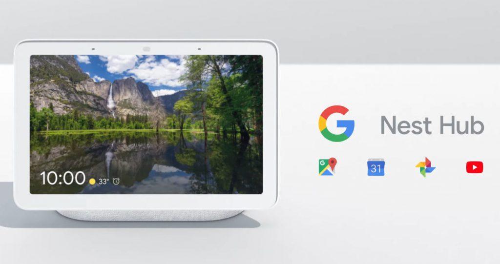 Google Nest Hub Hindistan'da Rs için 7 inçlik ekran ile piyasaya sürüldü 9999 1