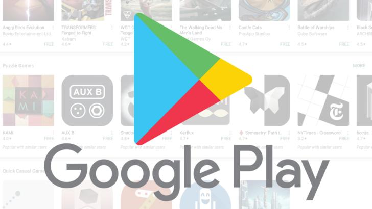 Google Play Store listelerindeki videolar Eylül ayından itibaren otomatik olarak oynatılır 1