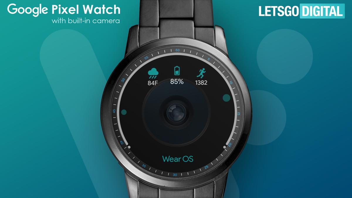 Google, dahili bir kamerayla Pixel Watch'ı geliştiriyor 1