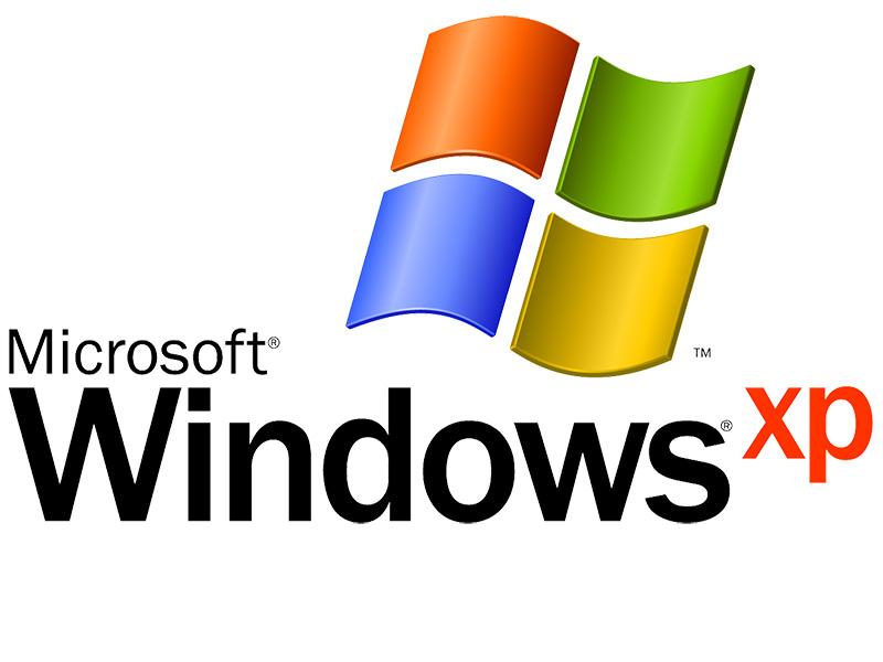 Den başarıyla aktarılıyor Windows XP 1