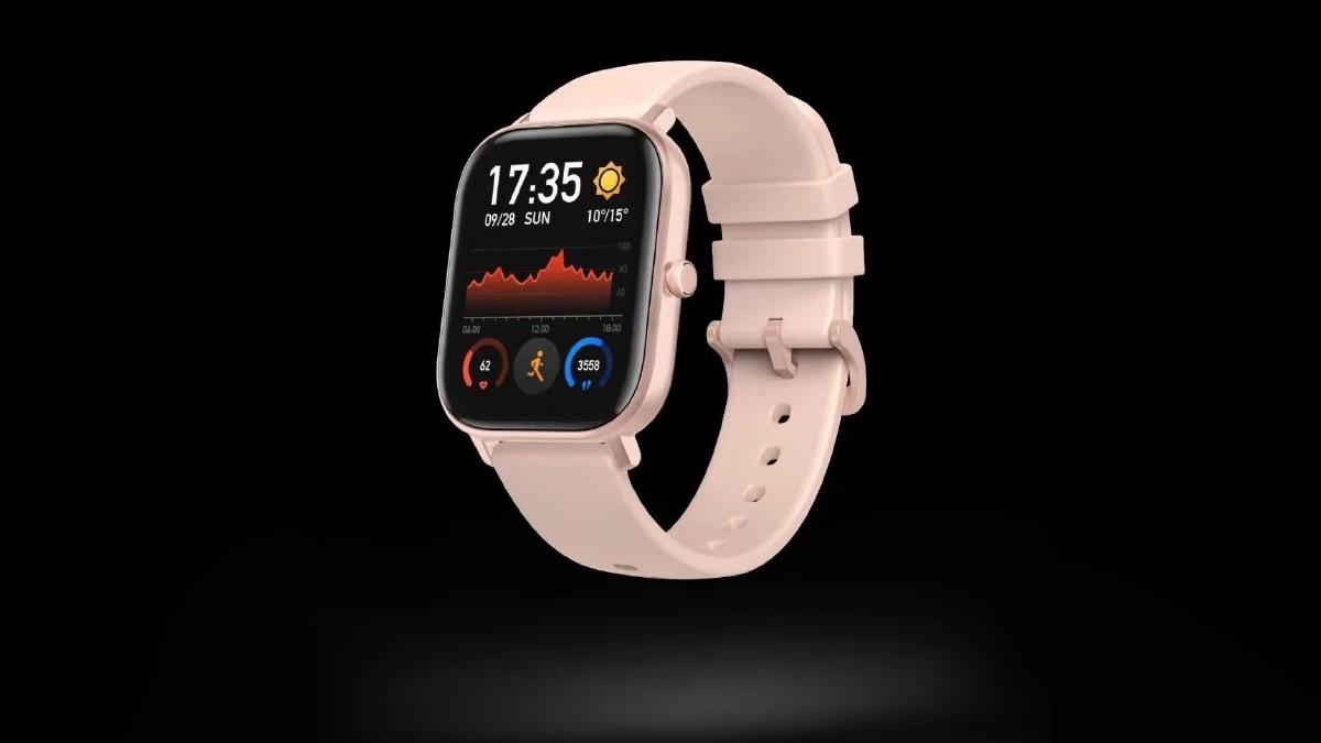 Huami yenmek için Apple; Gauntlet saatlerini daha yüksek piksel yoğunluğuyla başlattı 1