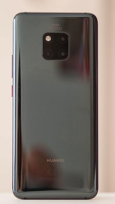 Huawei Mate 30 Pro, daha büyük sensör kamerası ve en az iki adet 40 MP ile birlikte gelirdi.