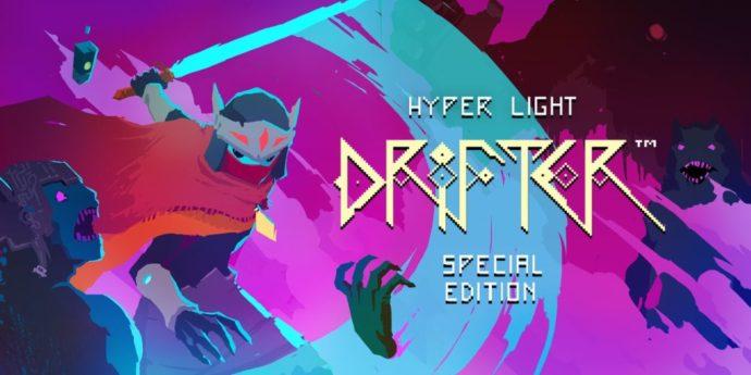Hyper Light Drifter: Özel Üretim