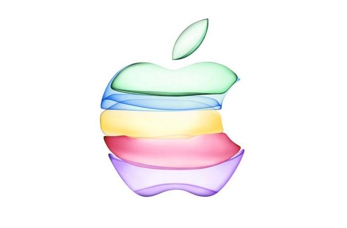 İPhone 11 Etkinliğini İndir Apple İPhone, iPad ve Mac için Logo Duvar Kağıtları 1