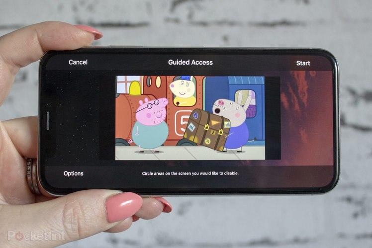 IPhone ve iPad'de Rehberli Erişim 'çocuk modu': Nedir ve nasıl kullanıyorsunuz? 1