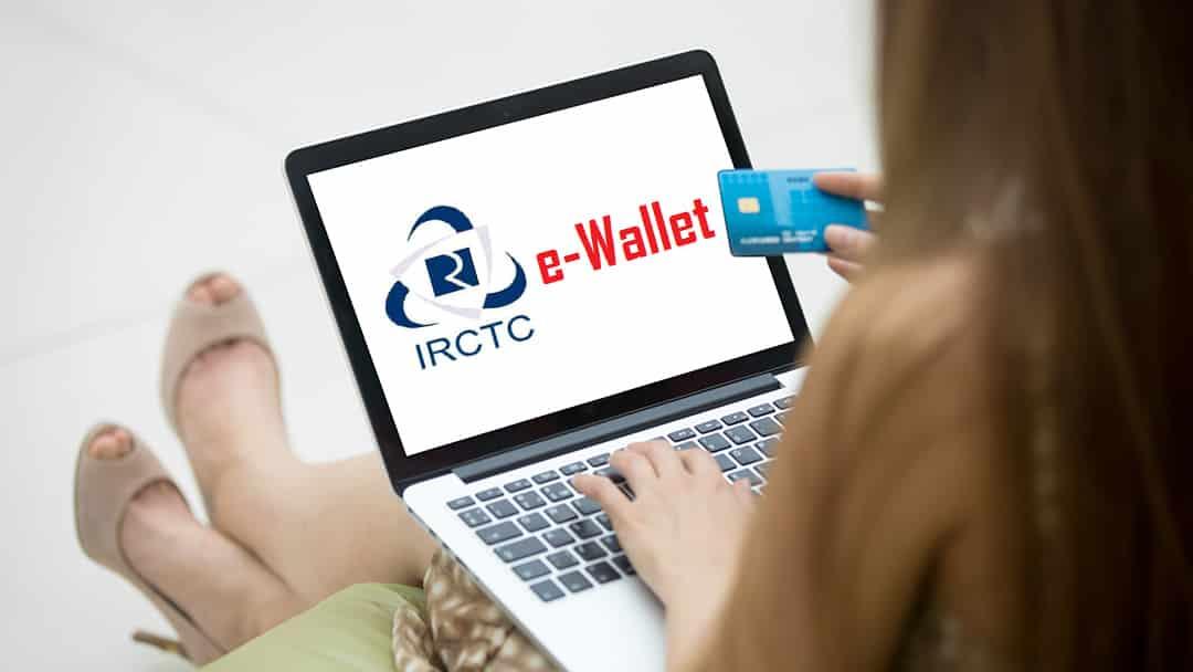 IRCTC E-Cüzdan 1