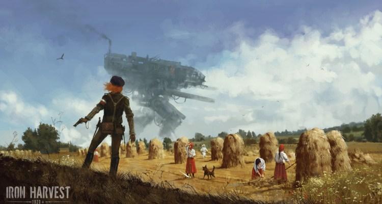 Iron Harvest 1 Eylül 2020'de PC, PS4 ve XB1'de piyasaya sürülecek - Gamescom 2019 trailer 1