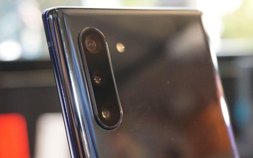 Kameralı telefon: gelecekte sadece bir güçlü sensör 1