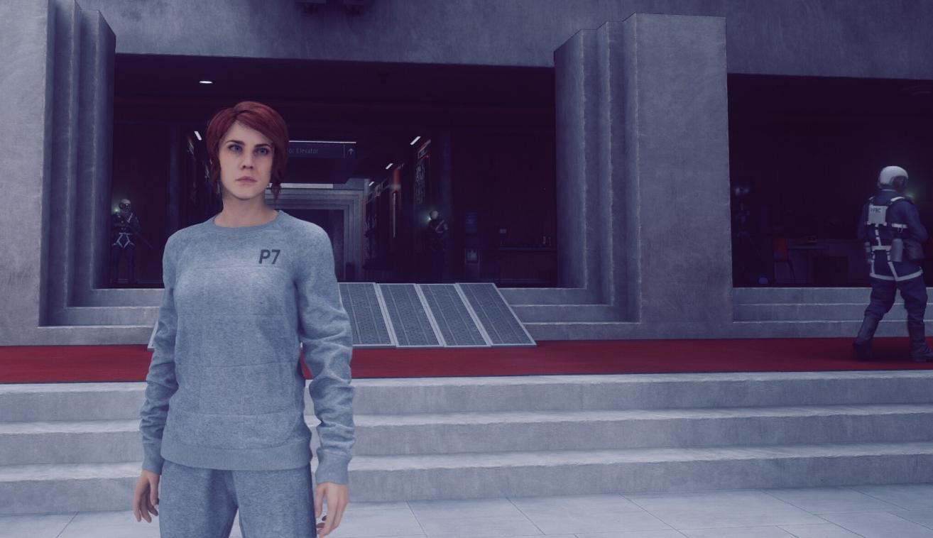 Kontrol - P7 Kıyafeti Nerede 1