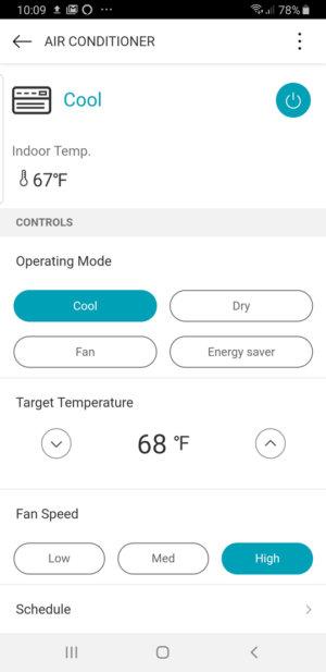 LG Smartthinq uygulaması 1