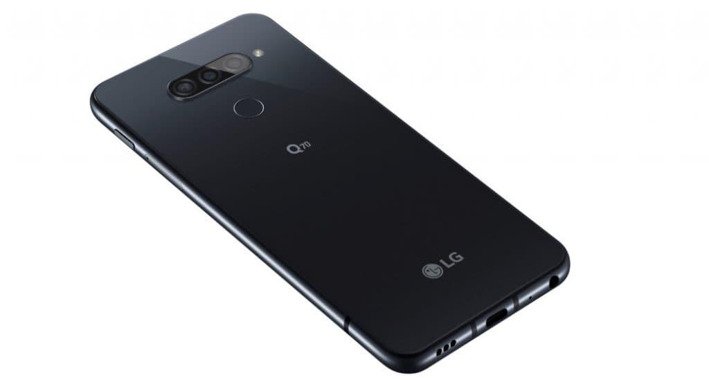 LG Q70 Kore'de resmi: Snapdragon 675 ama direnç ve ses kalitesi bayrak gemileridir (fotoğraf). 1